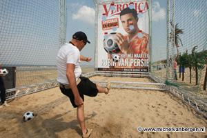 Foto Coverschieten Veronica Magazine moeilijker dan gedacht