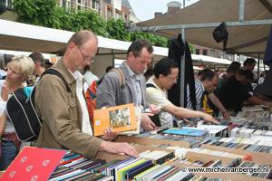Foto Haarlemse stripdagen zeer druk bezocht