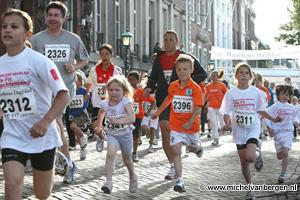 Foto's Haarlemse Grachtenloop 2008