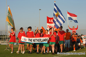 Foto Youth Friendship Games officieel geopend
