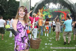 foto's Pleasure Island 2008 - Garden of Lust