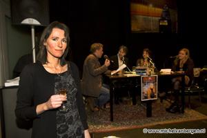 Sylvia Hubers is de nieuwe stadsdichter