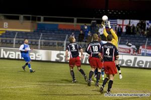 Foto HFC Haarlem stijgt naar 5e plek na overwinning FC Eindhoven