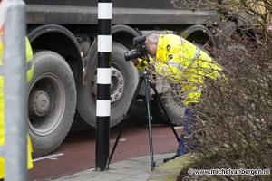 Foto's ongeval Tempelierstraat van Eedenstraat