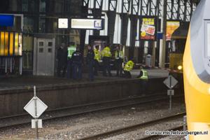 Persoon komt om het leven op station Haarlem NS