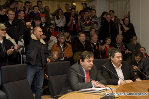 Foto: FC Haarlem vraagt 450.00 noodkrediet van de gemeente Haarlem