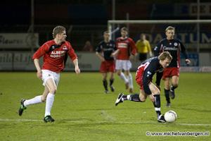 Foto: Michel van Bergen - Helmond Sport te sterk voor HFC Haarlem
