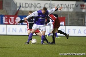 Foto HFC Haarlem wint met 2-1 van FC Omniworld