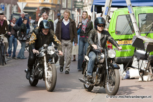 Foto's Bennie en Gijs Jolink in Haarlem