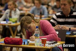 Foto Examens Schoter Scholen Gemeenschap zijn weer begonnen