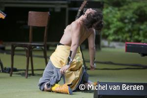Foto Ellen ten Damme doet het net even anders in Caprera Bloemendaal