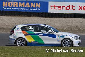 Foto Zandvoort maakt zich klaar voor de Tango Masters of Formula 3