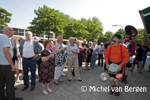 Foto Feestelijke opening multifunctioneel gebouw Delftrijk