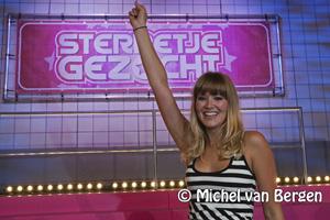 Foto Geraldine is de winnares van BNN's Sterretje Gezocht