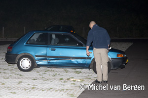 Foto Man zwaar mishandeld op parkeerterrein Zeeweg bij Bloemendaal aan Zee