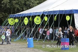 Foto's Wooferland 2009 - Een festival in Spaarnwoude voor groot en klein