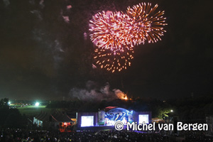 Foto's Gerard Joling in Concert 2009 - For your eyes only
