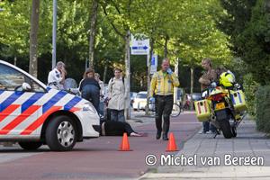 Foto Opnieuw ongeval door muziek in het verkeer