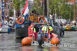Foto Negende editie Haarlemse Vaardagen groot succes