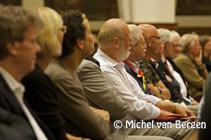 Foto Minister Wouter Bos bezoekt Haarlem