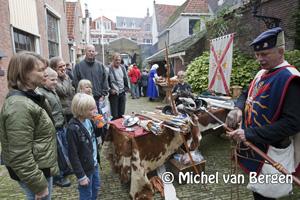 Foto Oorlog en Vrede in het Noord Hollands Archief in Haarlem