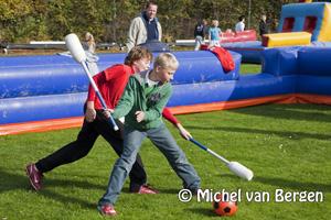 Foto Sportmiddag ten bate van de kinderen in Mali