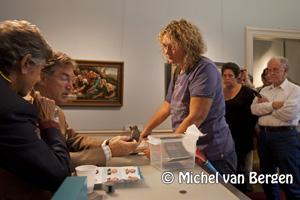 Foto Opnames tussen Kunst & Kitsch in Frans Hals Museum in Haarlem