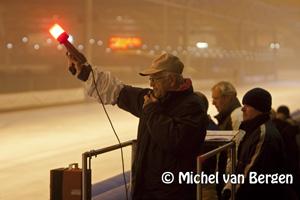 Foto Starters clinic op de Haarlemse Kunstijsbaan Kennemerland
