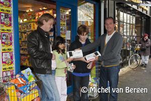 Foto Ballonnenwedstrijd Binnenweg Heemstede