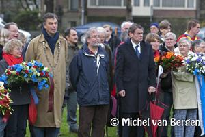 Foto Stille tocht ter nagedachtenis aan Hannie Schaft