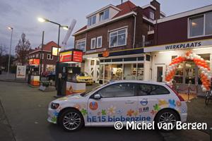 Foto Biobenzine nu ook in Haarlem Noord te koop