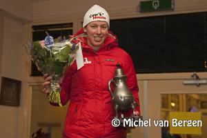Foto Janneke Ensing wint Kraantje Lek Trofee