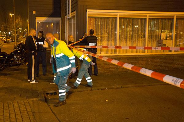 Freefighter Hans Nijman 55 Geliquideerd In Beverwijk