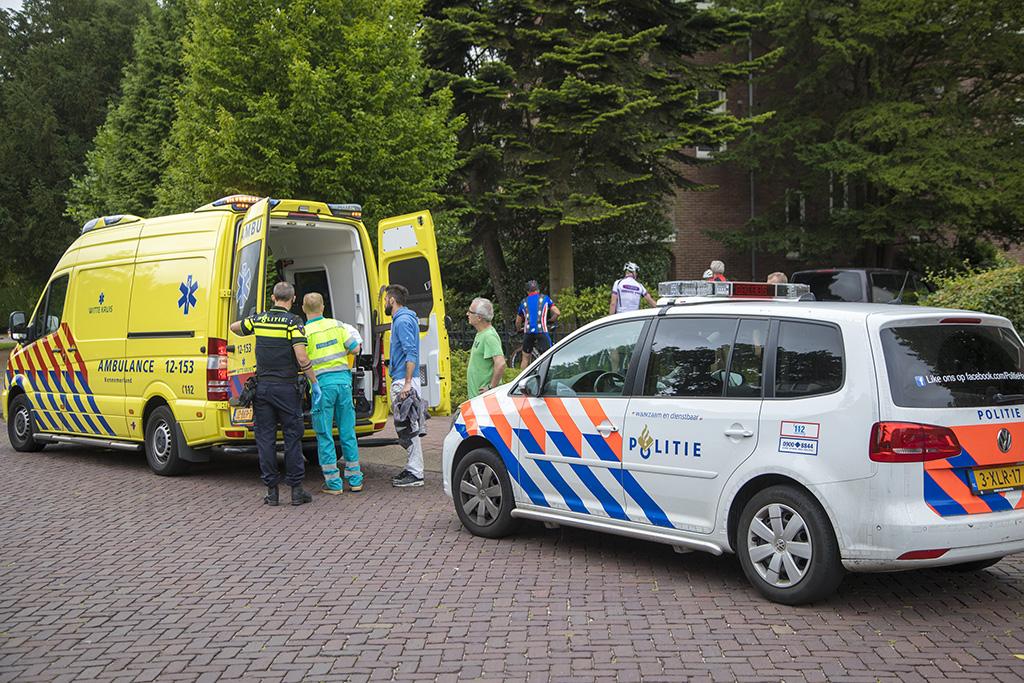 Schilder gewond na val van trap willem de zwijgerlaan for Schilder inhuren per uur