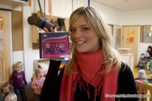 Foto's cd presentatie Sanne (X6) Kinderdagverblijf