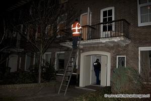 Politie ontdekt hennepkwekerij in woning Eksterlaan Haarlem