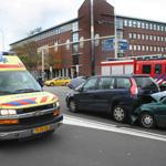 Kettingbotsing N208 Haarlem