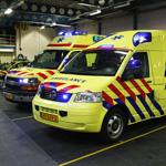 GGD Kennemerland presenteert unieke Ambulance Nieuwe Stijl