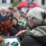 Hannie Schaft-herdenking in het Kenaupark