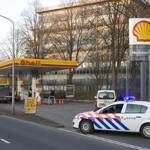 Overval Shell tankstation Europaweg Haarlem