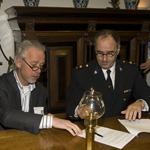 Samenwerkingsovereenkomst KG-mortuarium en regiopolitie