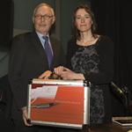 Sylvia Hubers is de nieuwe stadsdichter van Haarlem