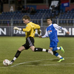 HFC Haarlem stijgt naar vijfde plaats