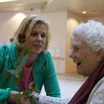 Irene Moors reikt Valentijn award uit