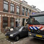 Politie schrijf Proces Verbaal uit na afvalverbranding