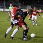 Helmond Sport te sterk voor HFC Haarlem