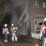 Brandweer voorkomt woningbrand in Ooierstraat