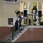 Vier gewonden na woningbrand Vincent van Goghlaan