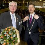 Koninklijke onderscheiding voor Herman Bax