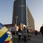 Keukenbrand in Kruisbergflat in IJmuiden